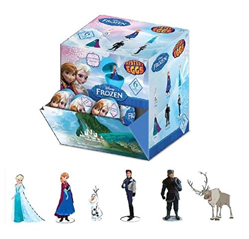 Disney Frozen Official Mystery Eggs Vinyl Figure Ovetto Sorpresa