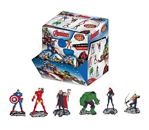 Marvel Avengers Official Mystery Eggs Vinyl Figure Ovetto Sorpresa
