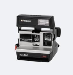Polaroids & Misc. Equipment