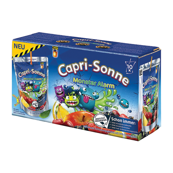 Capri Sonne Monsteralarm 200ml