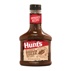 Hunt's BBQ Sósa Hickory & Brown Sugar