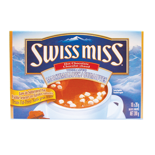 Swiss Miss Classics Marshmallow Pakki