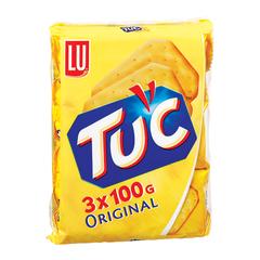 TUC Saltkex Trio