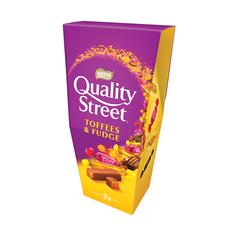 Quality Street Toffee & Fudge