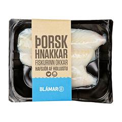Blámar þorskhnakkar