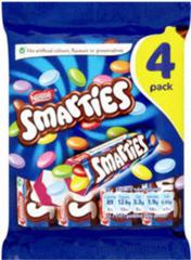 Smarties 4stk