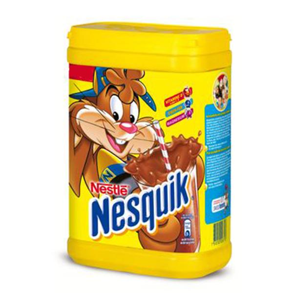 Nesquik box