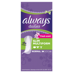 Always Dailies Flexi-multi