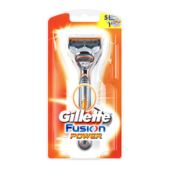 Gillette Fusion Power rakvél með 1 blaði
