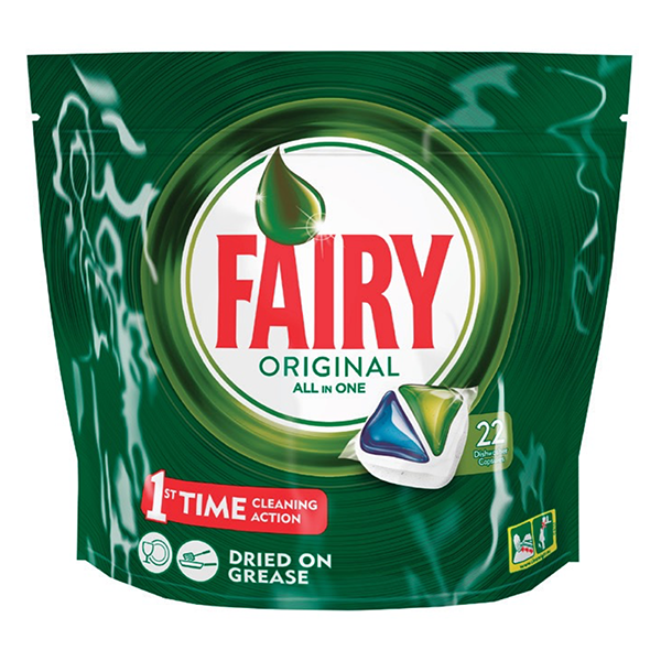 Fairy Original uppþvottatöflur