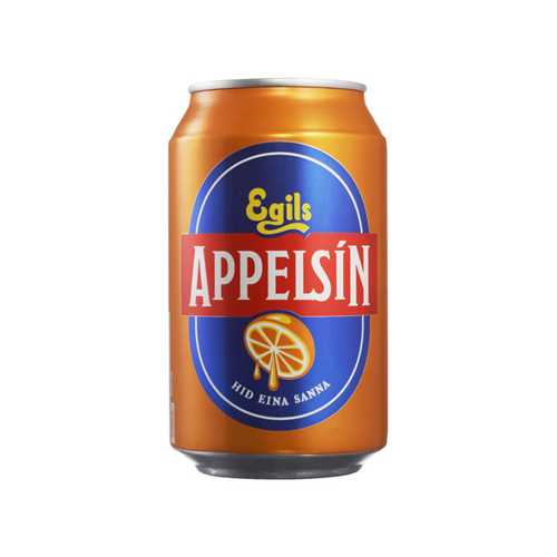 Egils Appelsín í dós 0,33l kassi