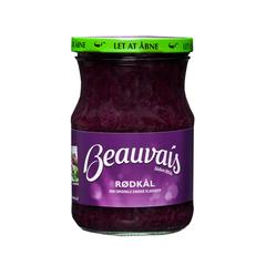 BEAUVAIS Rauðkál