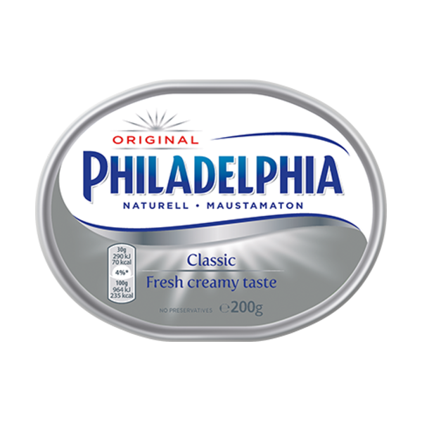 Philadelphia Original rjómaostur