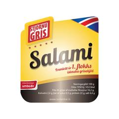 Stjörnugrís Salami