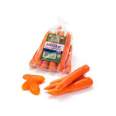 Íslenskar gulrætur 500g