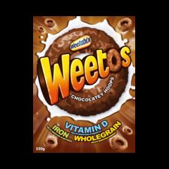 WeetosHeilhveitihringir 350 g