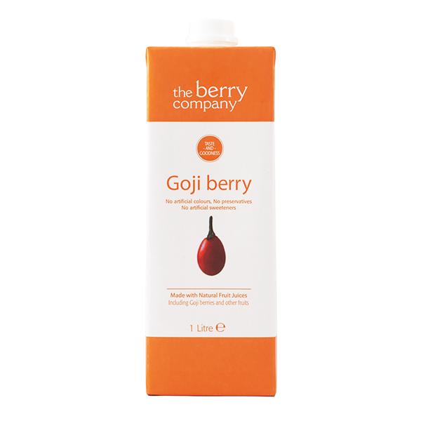 Berry Company Goji berjasafi 1l