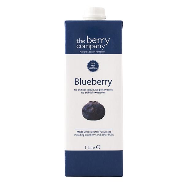 Berry Company Bláberjasafi