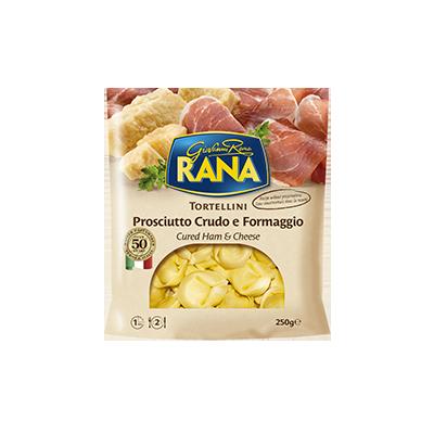 RANA Tortellini Hráskinka og ostur