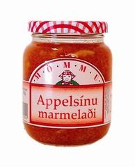 Mömmu appelsínumarmelaði
