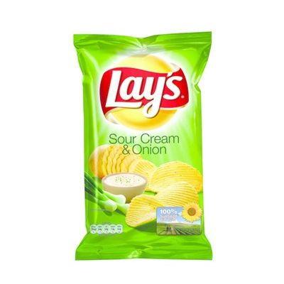 Lays Sour Cream & Onion