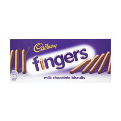 Cadbury Fingers