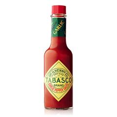 Tabasco Garlic pepper sósa