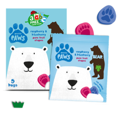 BEAR Pure Fruit Paws Arctic