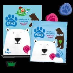 BEAR Pure Fruit Paws Arctic