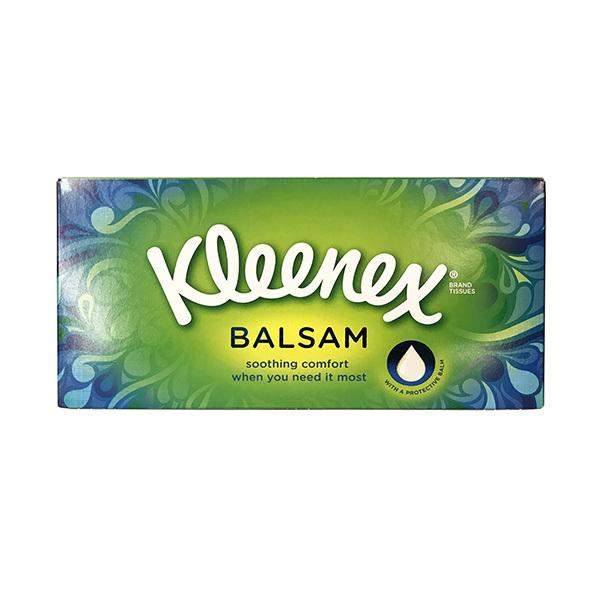 Kleenex Balsam tissjú
