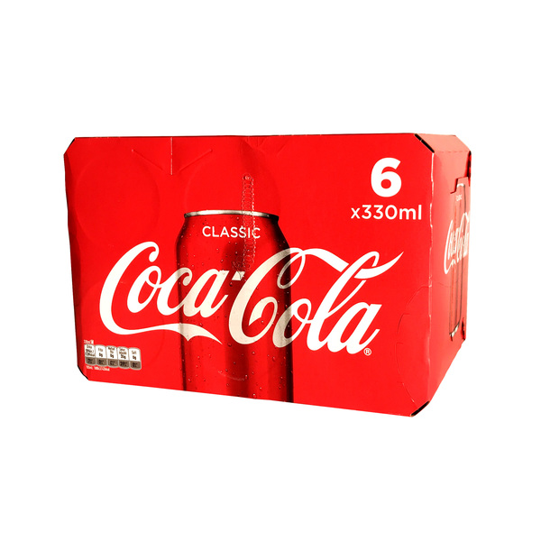Coca-Cola í dós 6 pack