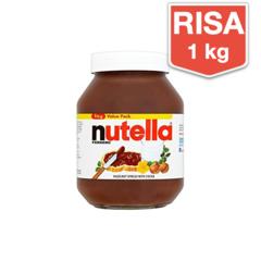 *RISAKRUKKA* Nutella