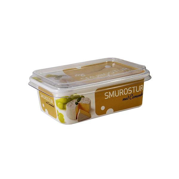 MS Smurostur með camembert