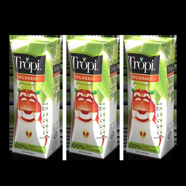 Trópí Epla 3 pack