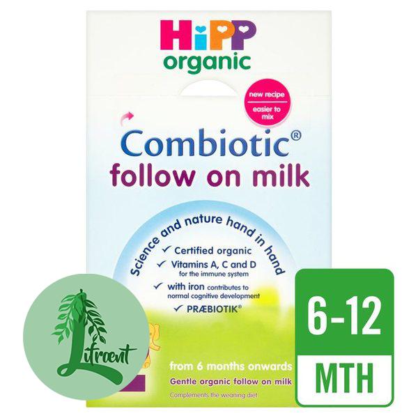 HIPP Combiotic FOLLOW ON þurrmjólk 800 g
