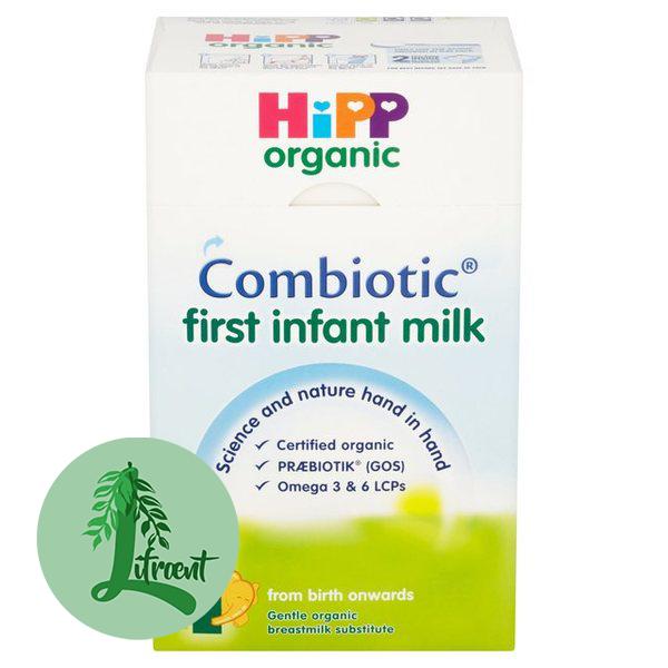HIPP Combiotic FIRST INFANT þurrmjólk 800 g