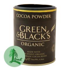 Green & Black's Lífrænt 100% Kakóduft