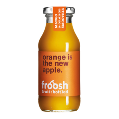 Froosh smoothie mangó og appelsínu