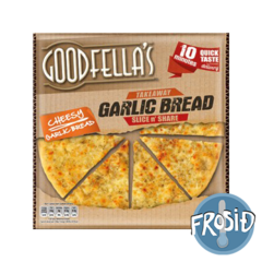 Goodfellas pizza Garlic bread