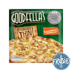 Goodfellas pizza Thin Margarita