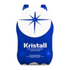 Kristall án bragðefna 4x2l kippa