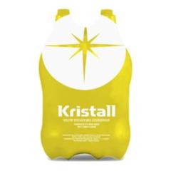 Egils Kristall með sítrónubragði 4x2l kippa