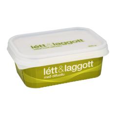 MS Létt og Laggott grænt 300 g