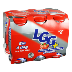MS LGG+ jarðarberja 6x65 ml
