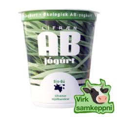 BioBú Lífræn ab jógúrt - 170g