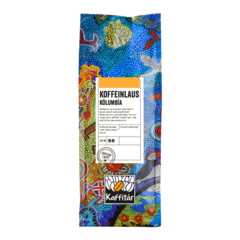 Kaffitár Koffeinlaust kaffi 250 gr