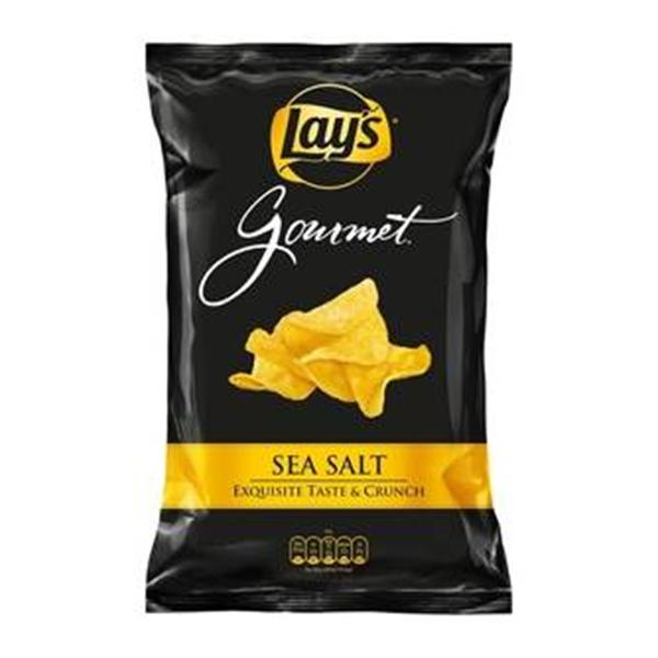 Lays Gourmet Sea Salt