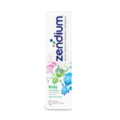 Zendium Kids Tannkrem 0-5 ára 50ml