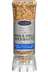 Santa Maria BBQ & Grill Mesquite í kvörn