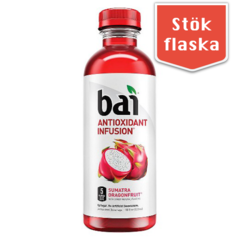 Bai Dragonfruit 530 ml stök flaska